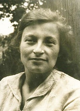 Fot van Selma Engel, overlevende van vernietigingskamp Sobibor.